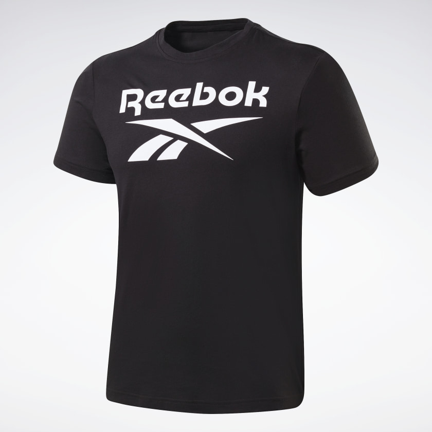 Reebok-Men-039-s-Graphic-Series-Stacked-Tee thumbnail 54