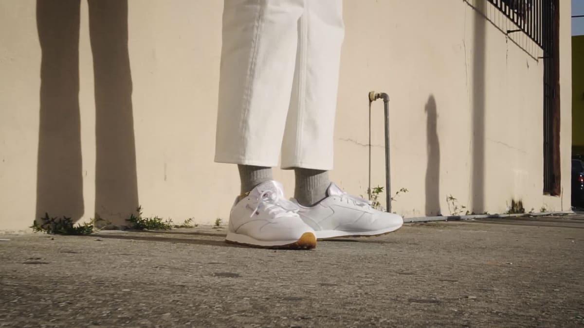 REEBOK Classic Leather Men's Shoes