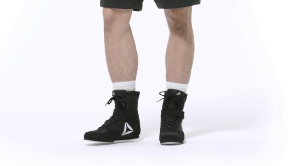 Reebok Mens Boxing Boot-Buck Martial Arts Shoes