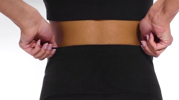 Reebok Lux Taille Haute 2.0 Femme Formation Collants Gris Gym Entraînement Exercice serré