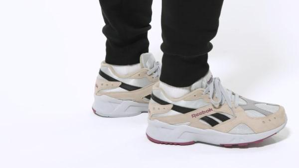 Reebok Aztrek Shoes - Grey | Reebok US