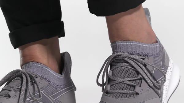 Reebok Rbk Fusium Run Sock Shoes Grey Reebok Norway