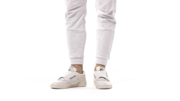 Reebok Club C Stomper Shoes - White