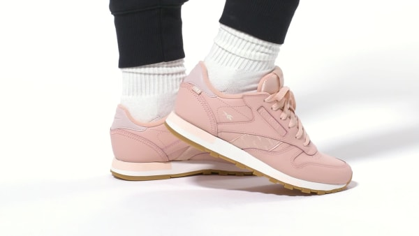 dd8a99d192436 Reebok Classic Leather Altered - Pink