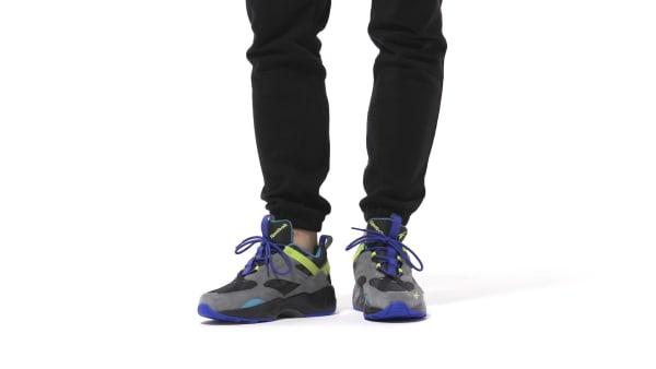 Preconcepción patrulla Honestidad  Reebok Aztrek 96 Adventure Shoes - Grey | Reebok MLT