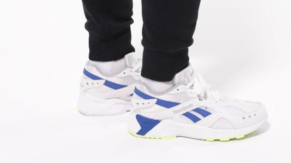 Reebok Aztrek Shoes - White   Reebok US