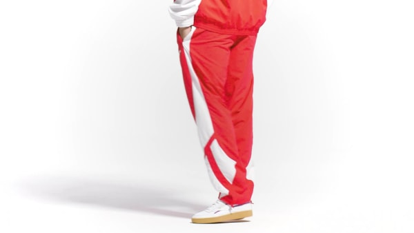 Femme Reebok Classic Vector Trail Trackpant Classic Vector Trail Pantalon de surv/êtement Pantalon de surv/êtement