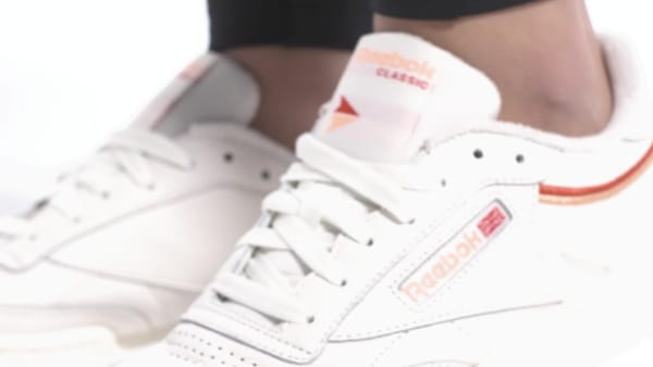 Reebok Club C 85 Shoes - White   Reebok