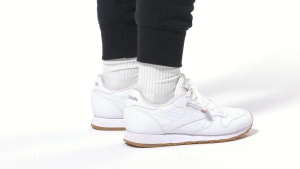 Reebok Classic Leather White | Reebok Canada