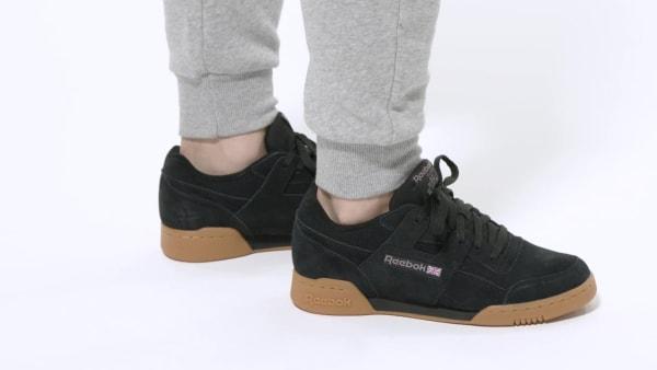 Reebok Workout Plus MU Shoes - Black